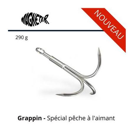 Grappin - Spécial pêche à l'aimant