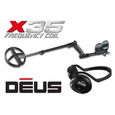 XP DEUS 28 WS4 X35