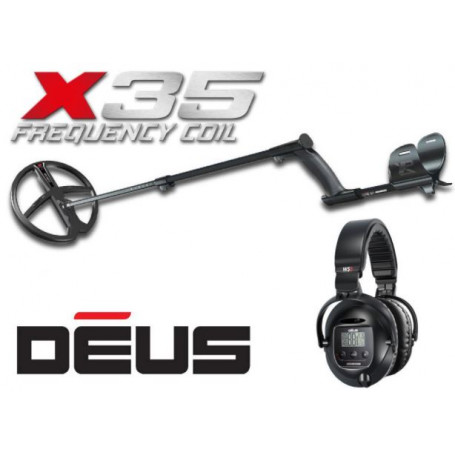 XP DEUS 34 WS5 X35