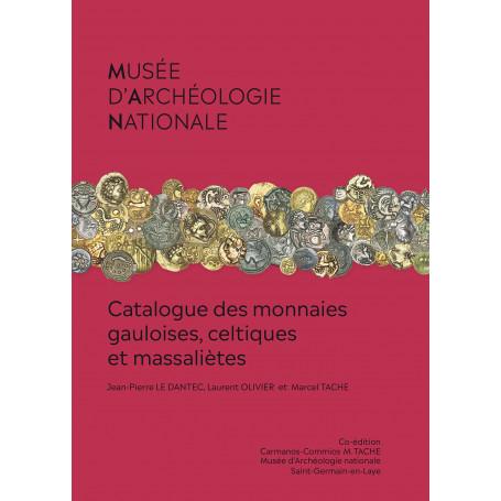 TOUT NOUVEAU : Catalogue des monnaies gauloises, celtiques et massaliètes