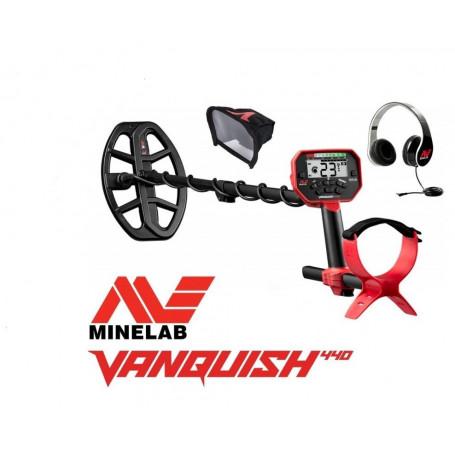 Détecteur de métaux - MINELAB Vanquish 440