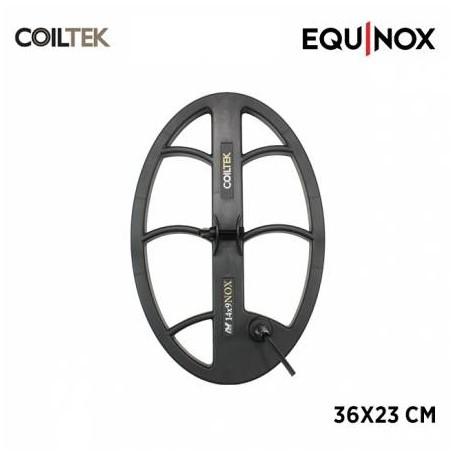 Disque COILTEK pour MINELAB Equinox - 36x23cm DD