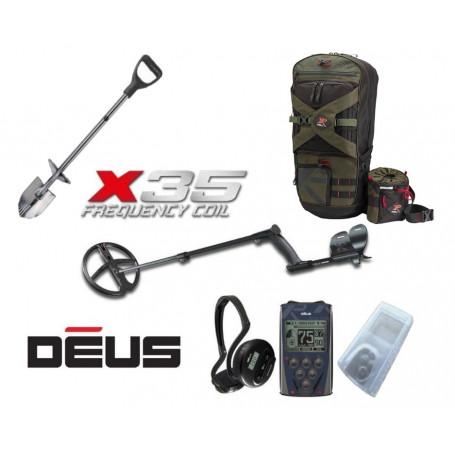 XP DEUS 22RC WS4 X35 - Pack expert