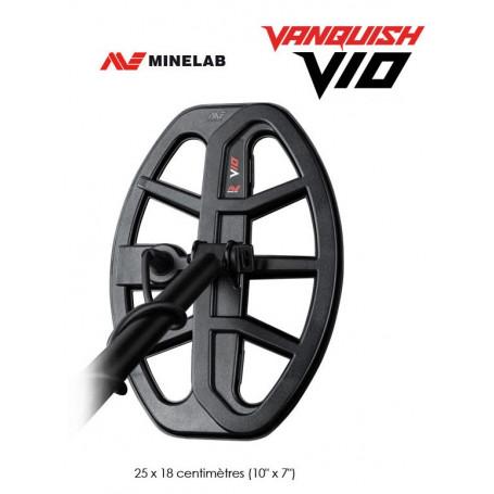 Disque V10 pour Minelab Vanquish