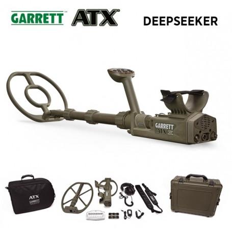 GARRETT ATX PACK DEEPSEEKER