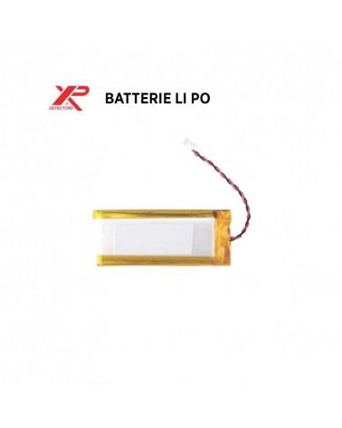 Batterie pour télécommande, casque et disque XP DEUS