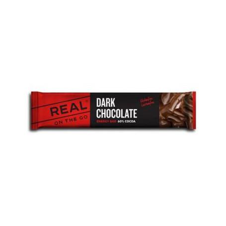 Barre de chocolat noir ENERGY BAR